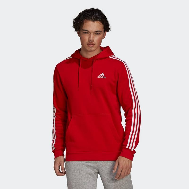 Adidas Essentials Fleece 3-Stripes Hoodie