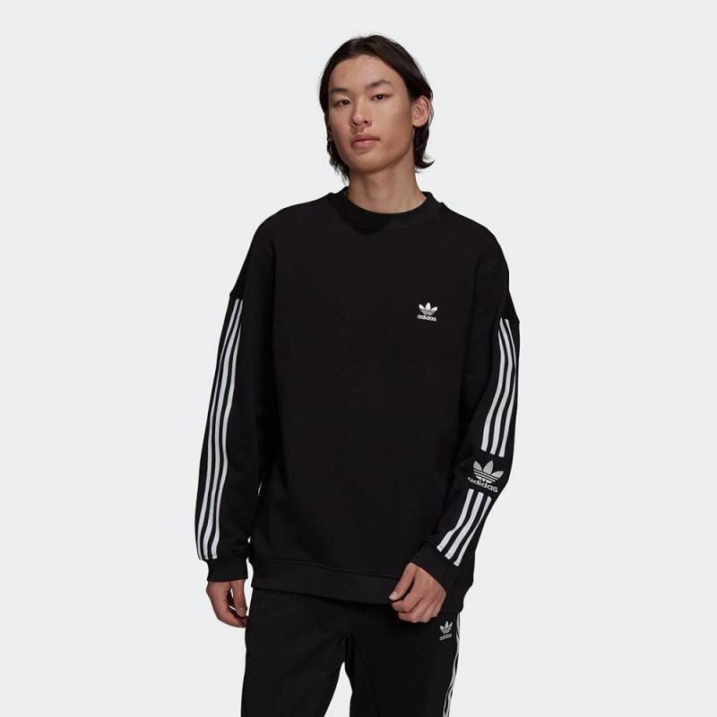 Adidas Adicolor Classics Lock-Up Trefoil Crewneck Sweatshirt