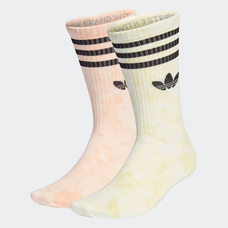 Adidas Tie Dyed Socks 2 Pairs