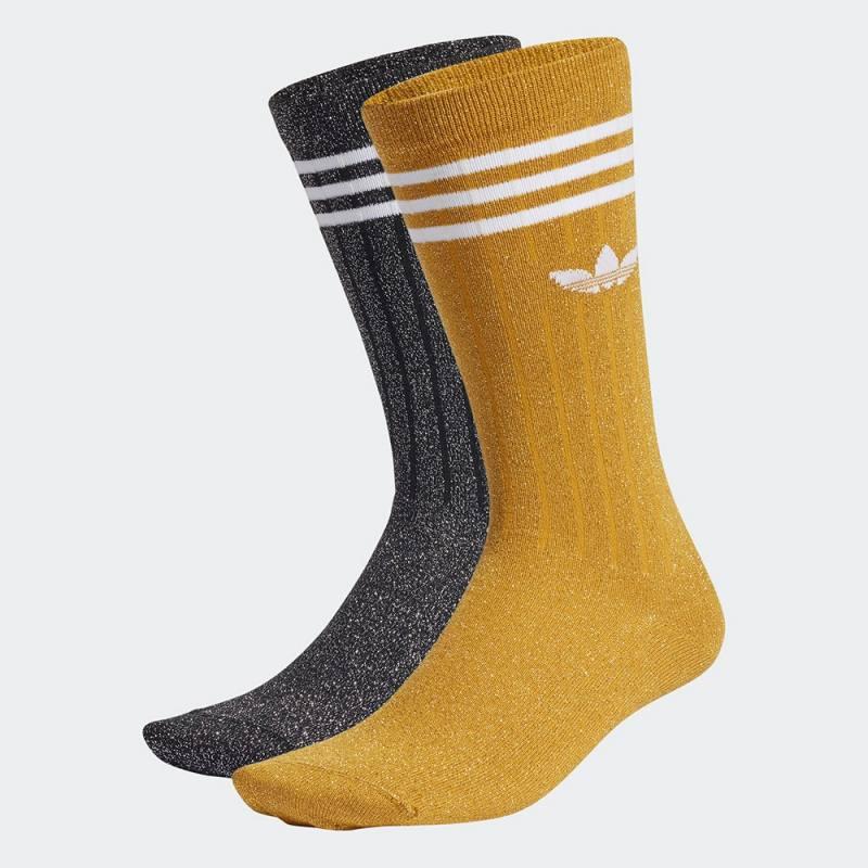 Adidas Full Glitter Crew Socks 2 Pairs