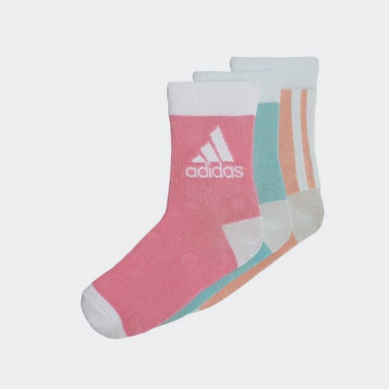 Αdidas Ankle Socks 3 Pairs