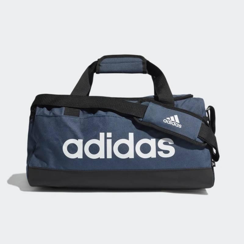 Adidas Essentials Logo Duffel Bag Small
