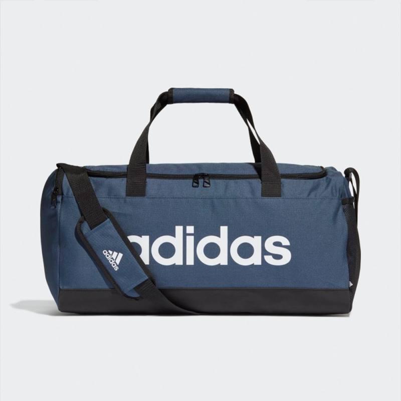 Adidas Essentials Logo Duffel Bag Medium