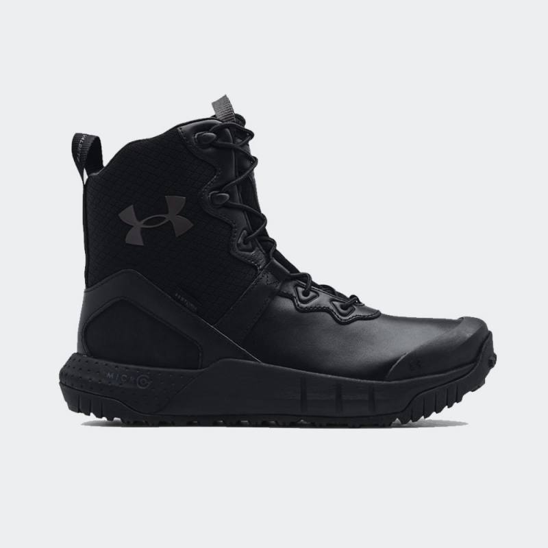 Under Armour Micro G® Valsetz Leather Waterproof Tactical Boots