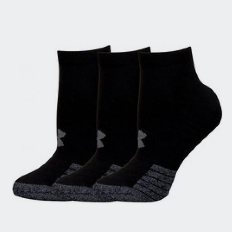 Under Armour Heatgear Locut Socks 3 Pairs