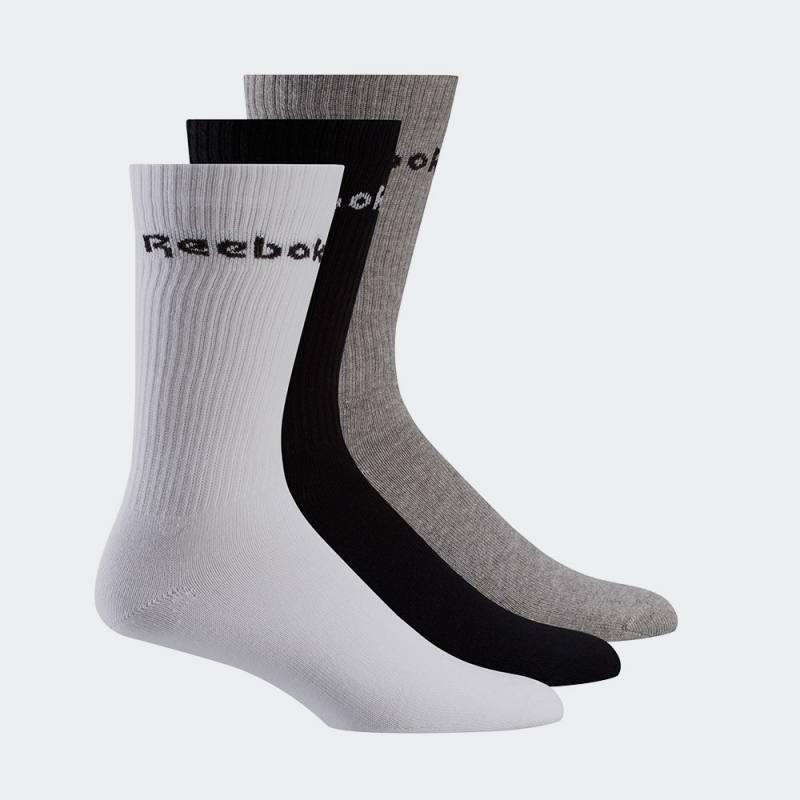 Reebok Active Core Crew Socks 3 Pairs