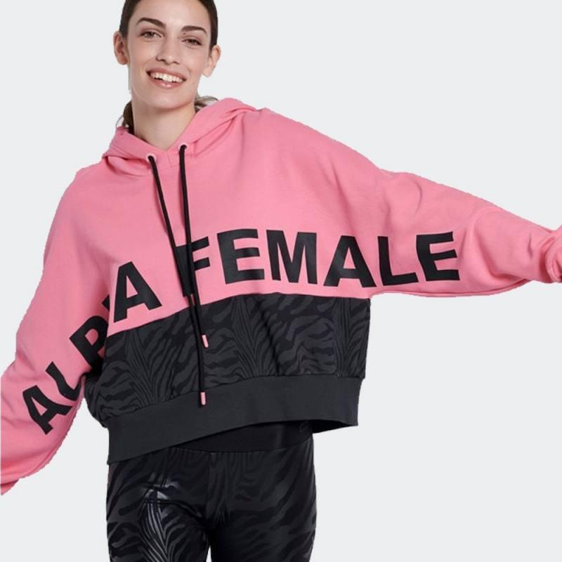 BODYTALK ALPHA FEMALE HOODIE