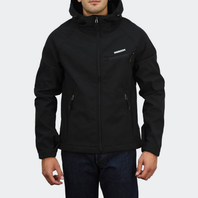 Emerson Soft Shell Jacket with Hood