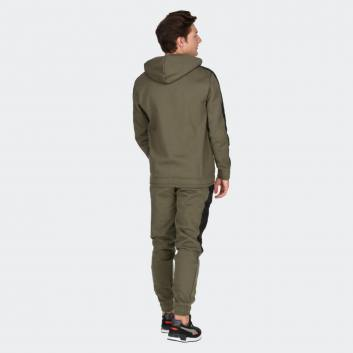 Adidas Essentials French Terry Tapered Cuff 3-Stripes Pants