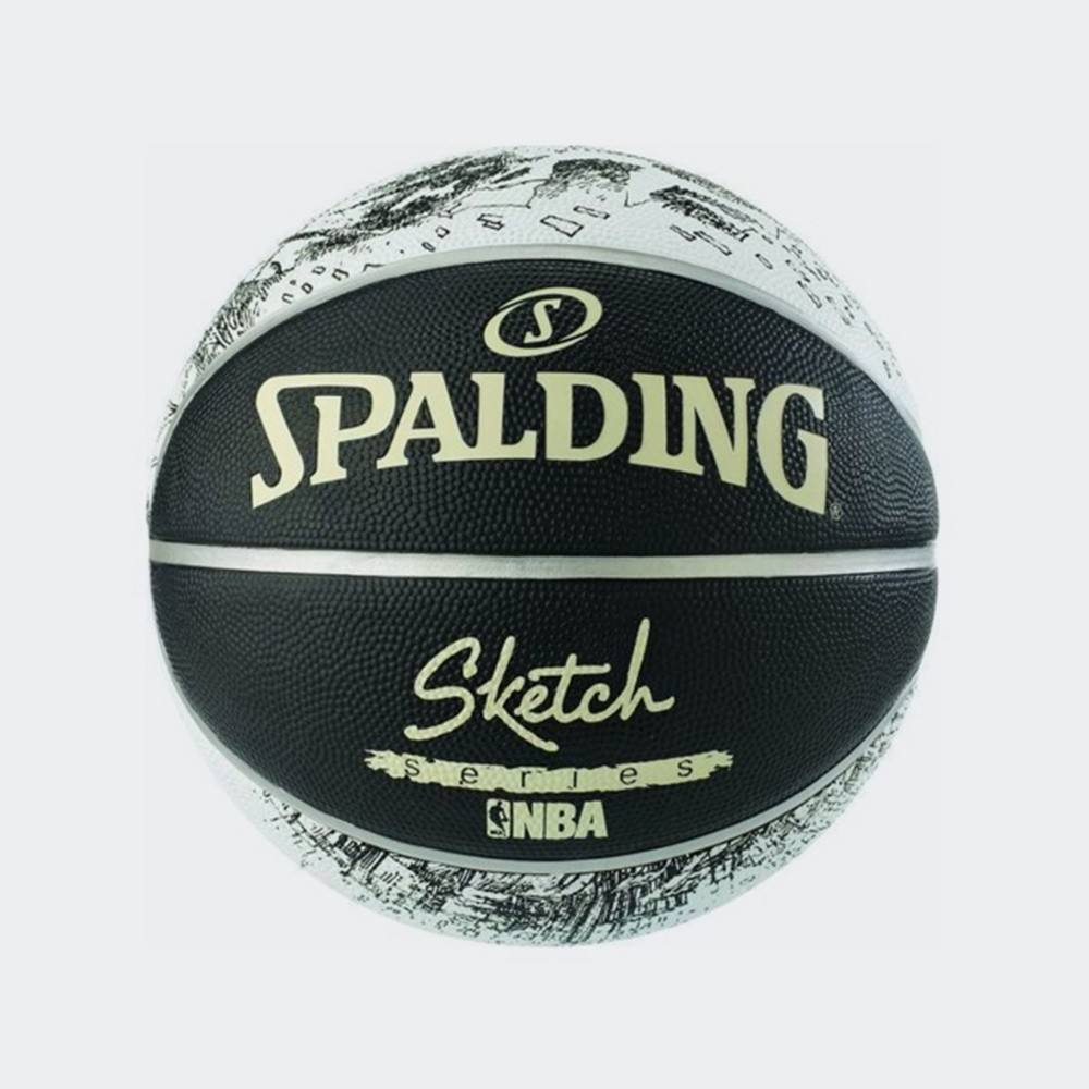 SPALDING NBA SKETCH SERIES