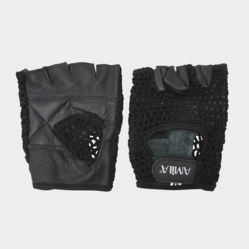 AMILA WORKOUT & CYCLING GLOVES LARGE
