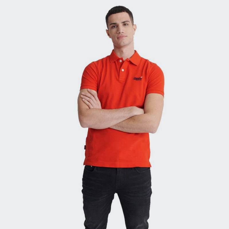 SUPERDRY CLASSIC PIQUE S/S POLO
