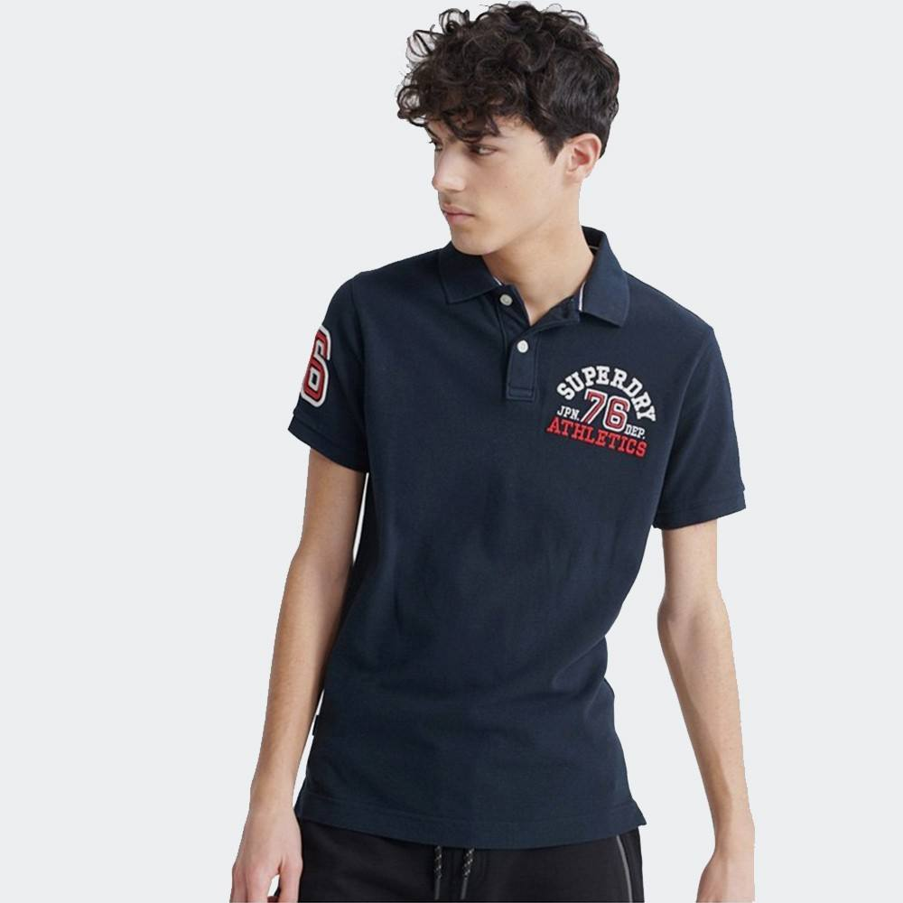 SUPERDRY CLASSIC SUPERSTATE S/S POLO