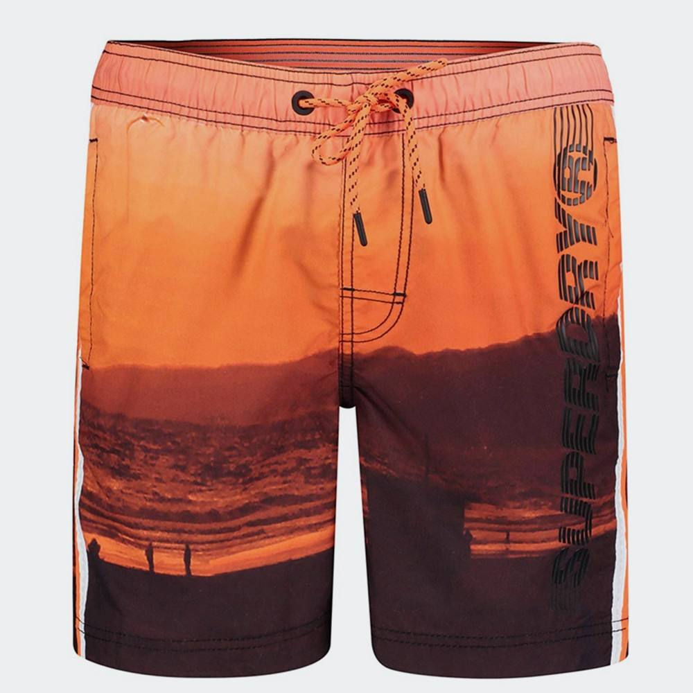 SUPERDRY D2 STATE VOLLEY SWIM SHORT