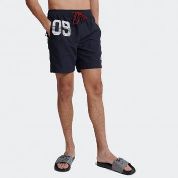 SUPERDRY D1 WATERPOLO SWIM SHORT