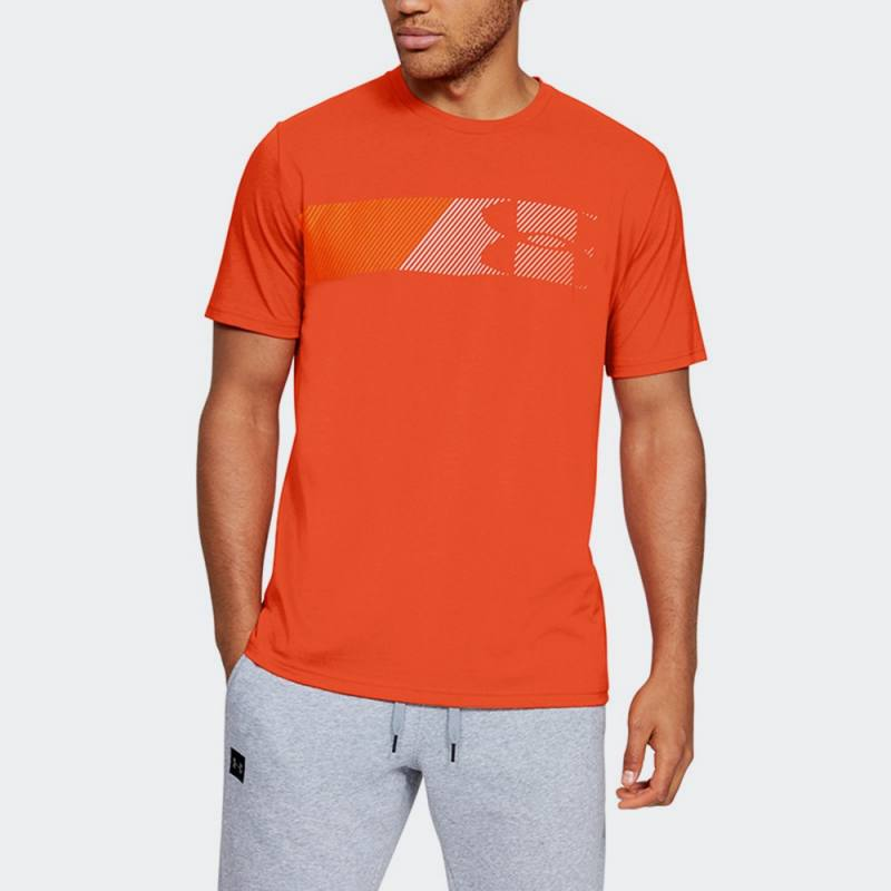 UNDER ARMOUR FAST LEFT CHEST 2.0 SS T-SHIRT