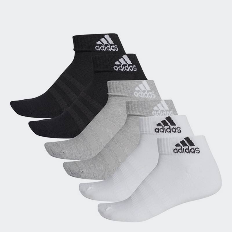 Adidas Cushioned Ankle Socks 6 Pairs
