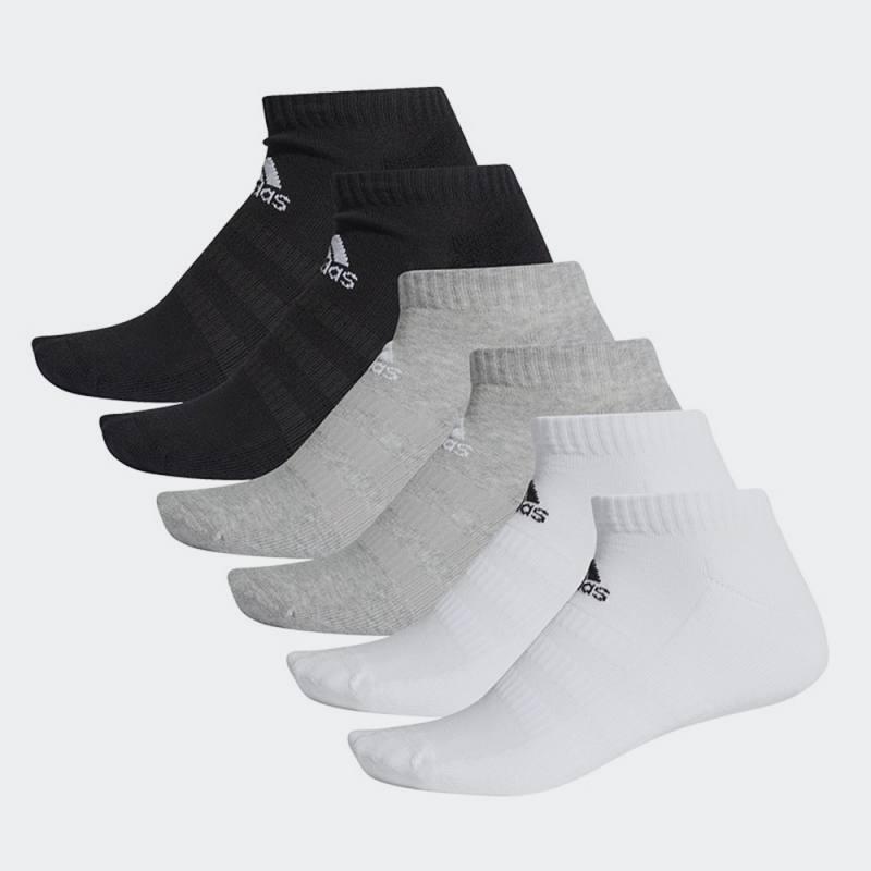 Adidas Cushioned Low Cut Socks 6 Pairs