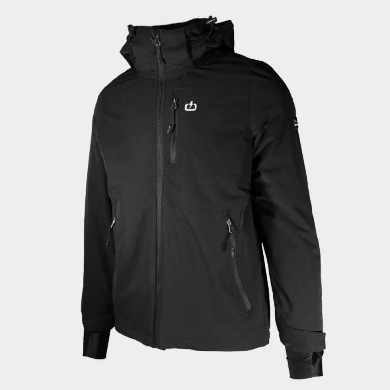 EMERSON Men's Jacket with Det/ble Hood - ΑΔΙΑΒΡΟΧΟ