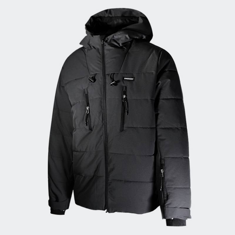 EMERSON Men's P.P. Down Jacket with Hood - ΑΔΙΑΒΡΟΧΟ