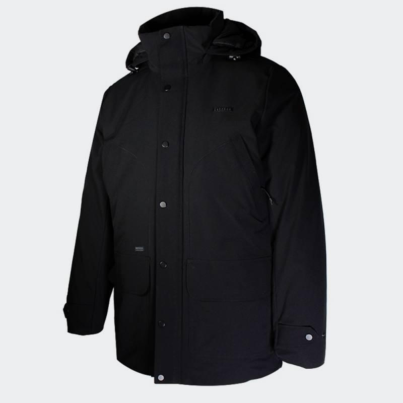 EMERSON Men's Long Jacket with Hood