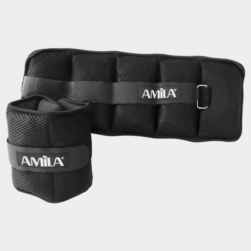 AMILA ΒΑΡΗ ΑΚΡΩΝ NEOPRENE 2x2,50kg