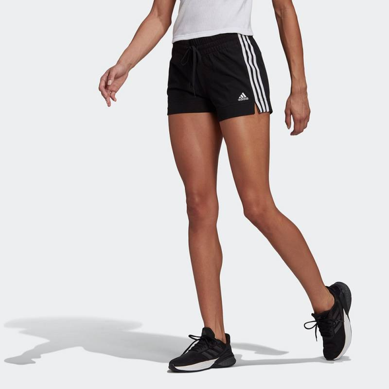 Adidas Adidas Essentials 3 Stripe Short