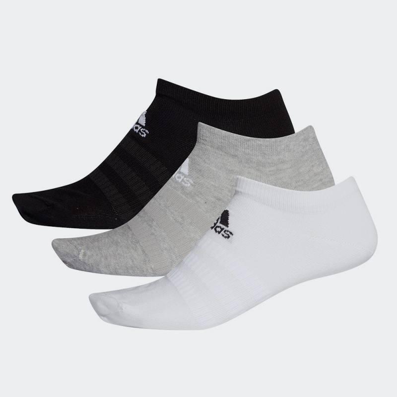 Adidas Light Low  Socks 3 Pairs