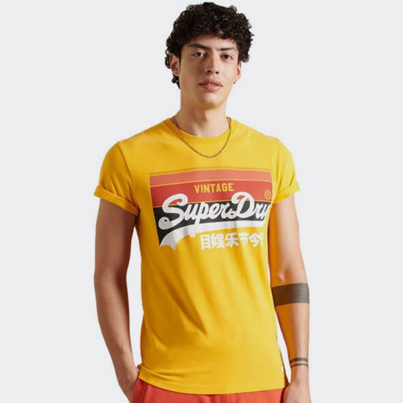 SUPERDRY VL CALI STRIPE TEE