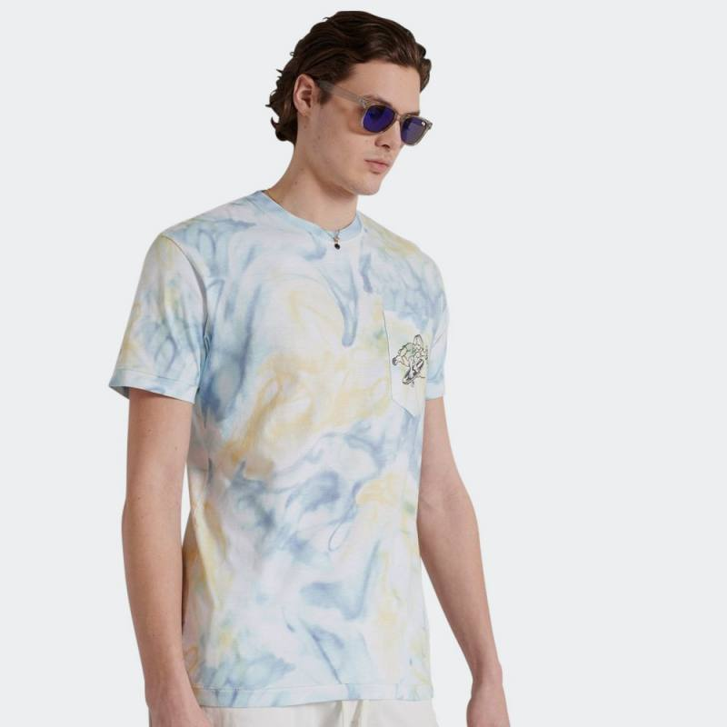 SUPERDRY SUSHI ROLLERS PKT TEE