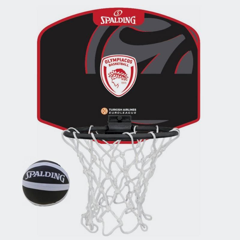 Spalding Euroleague Micro Mini BB Olympiakos