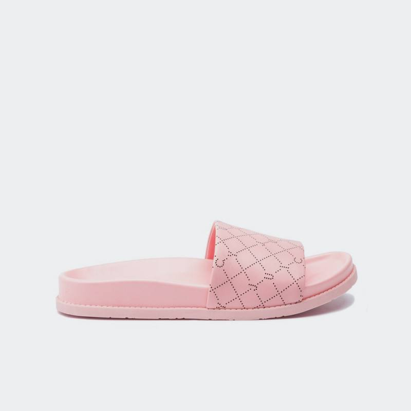 JUICY COUTURE CALLEIGH PERFORATED LOGO NAPPA